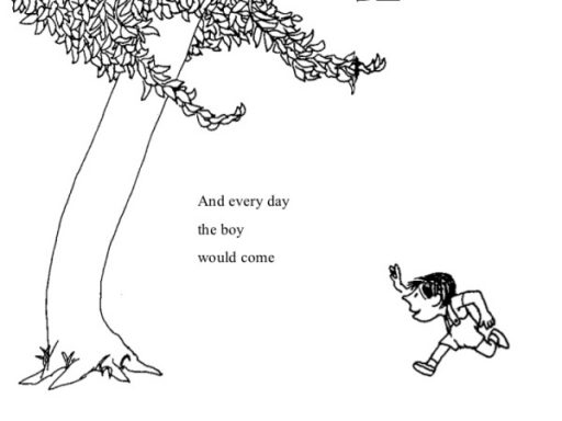The Giving Tree Printable Coloring Pages